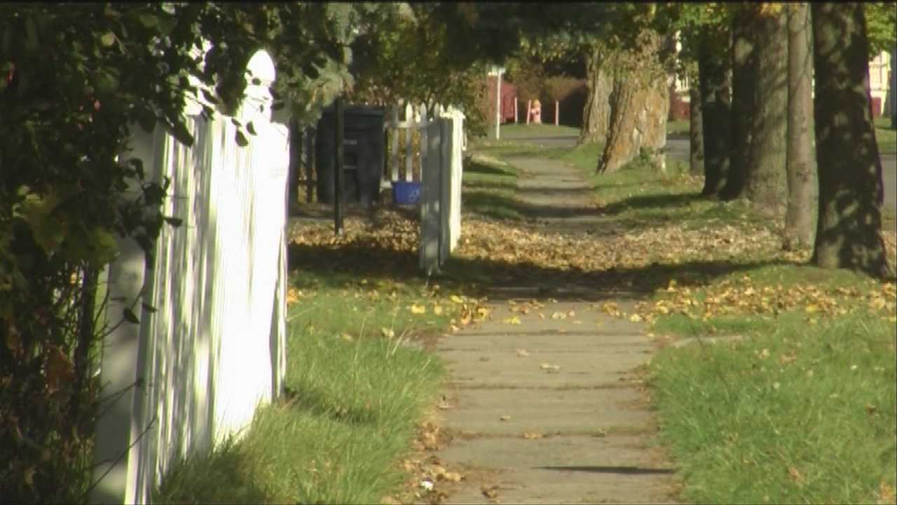 St. Albans Police believe the person who has burglarized several homes, even when people are there, is a 12 or 13-year old boy.