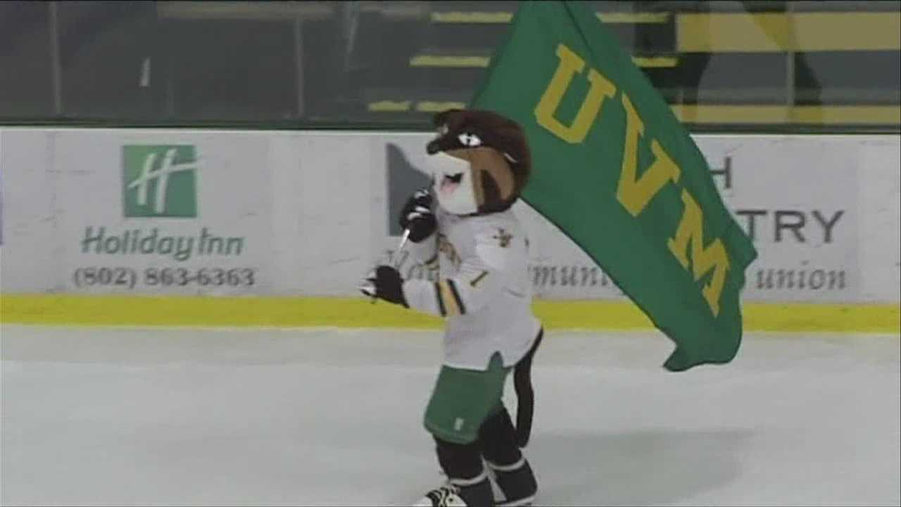 Vermont hopes fans can help fill their rink, and help a  great cause.