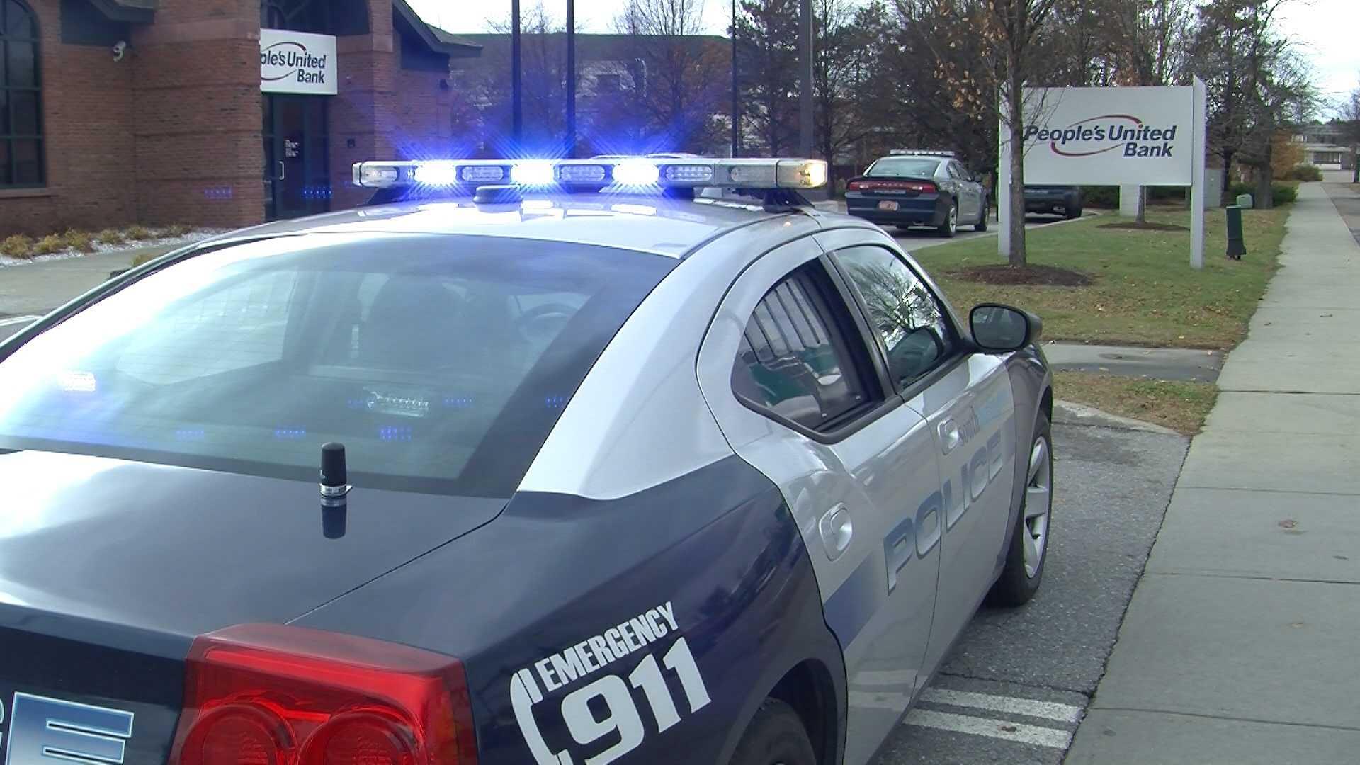 11-7 Bank robbed, suspect in custody - img