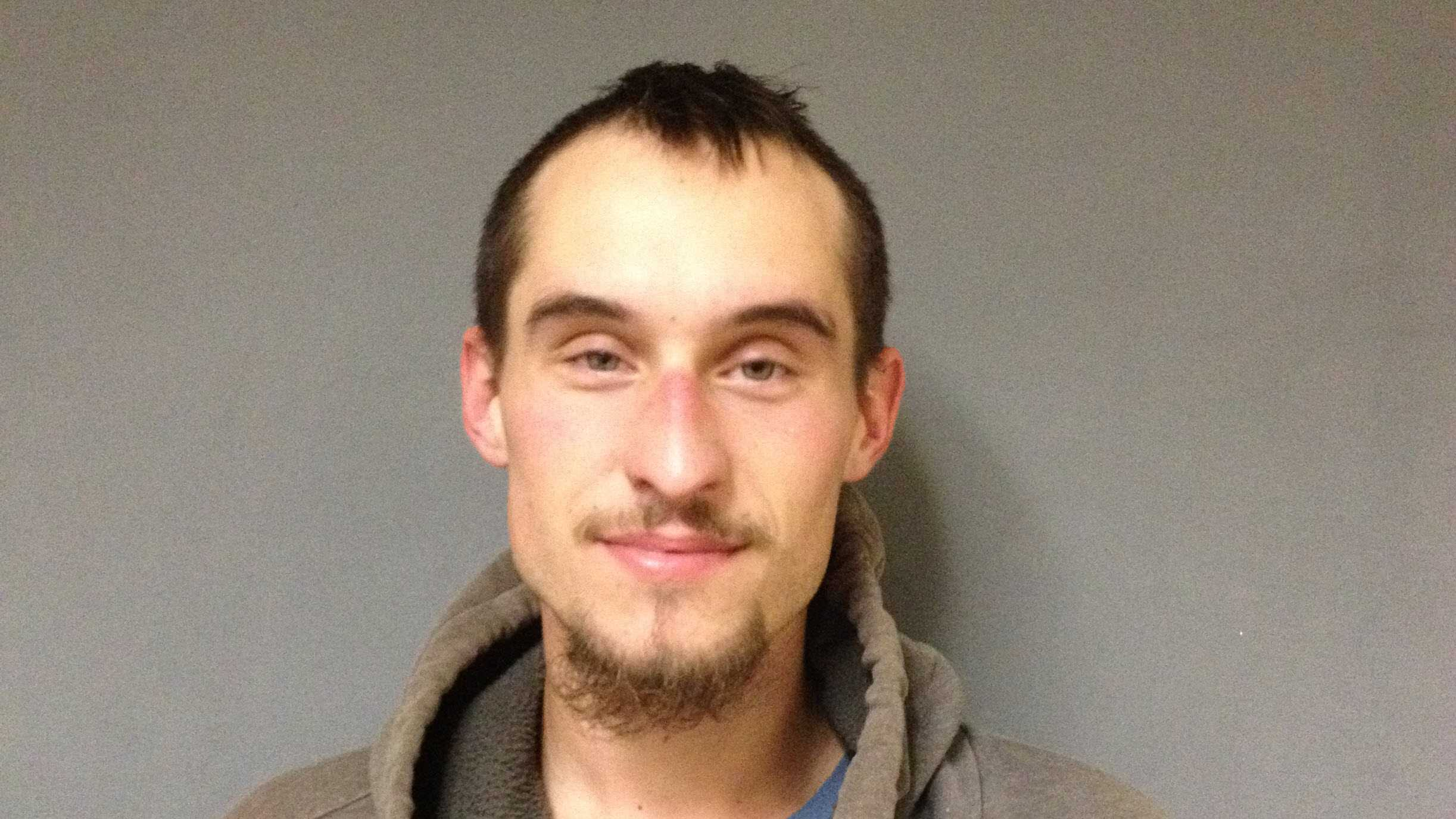 Shane A. Redman, Sr., 25, of Swanton, Vt. was arrested and charged with armed robbery. St. Albans Police say Redman robbed the Route 78 Champlain Farms early Monday morning.
