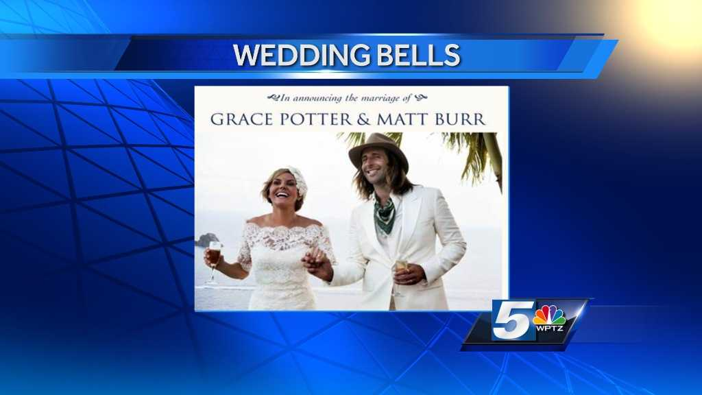 Grace Potter ties the knot - img