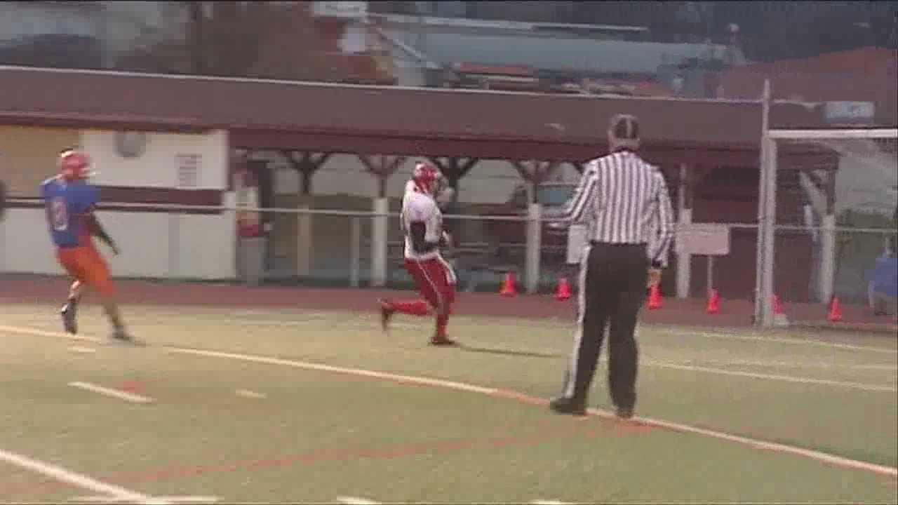 Moriah football falls in football final four