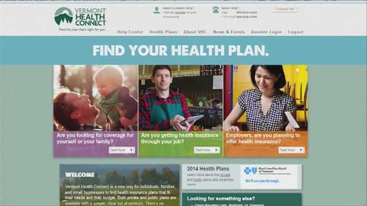 Small businesses fall behind on Vermont Health Connect