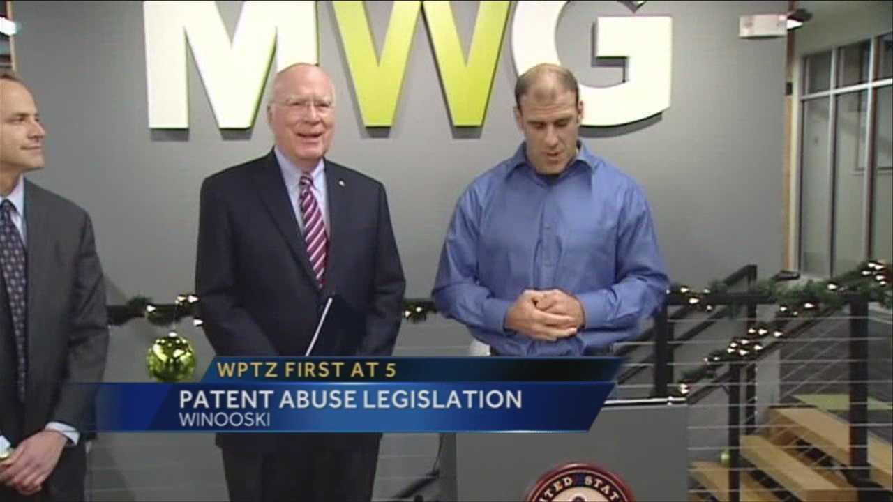img-Senator Fraudulent patent claims are costing legitimate businesses