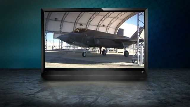 The F-35's are coming.