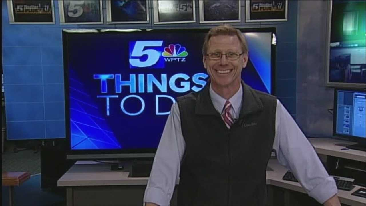 Some more fun holiday events today. Tom Messner had your Things To Do.