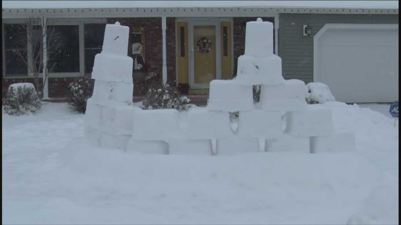 Health expert tips on playing safely in the snow