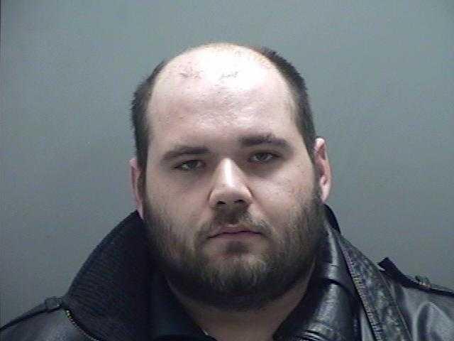 Dylan Eaton, 26, of Plattsburgh, N.Y.