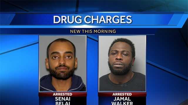 2 arrested in heroin distribution investigation
