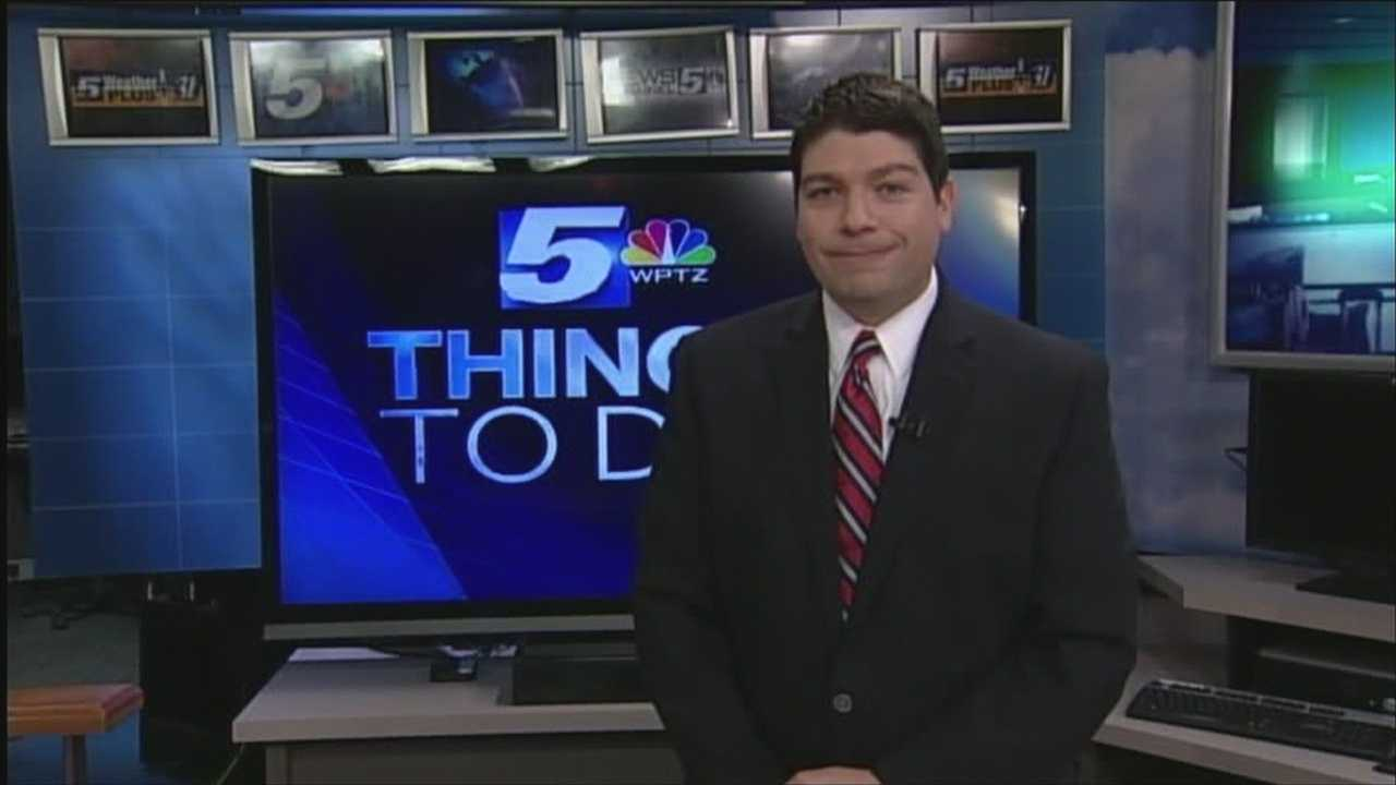 David Schneider tell you all about FrostFest and more in your Things To Do Today!