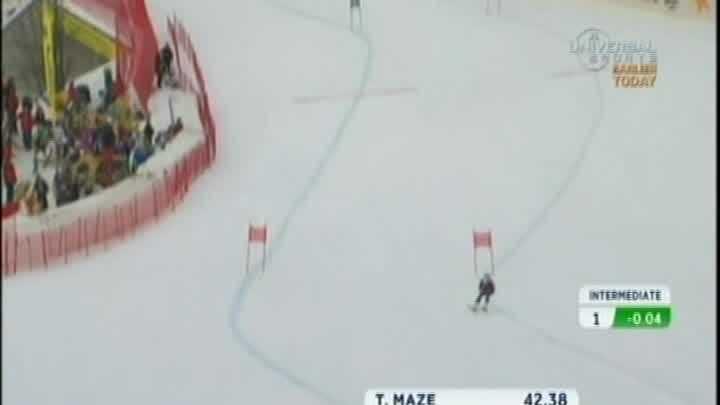 Lindsey Vonn won't compete at Sochi - img