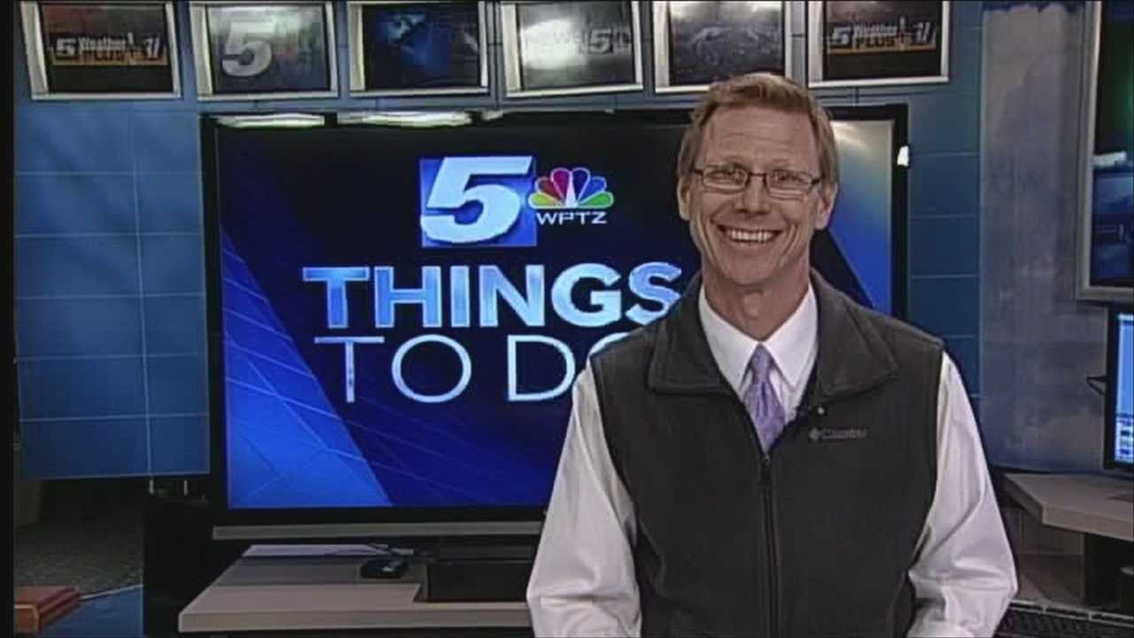 Tom Messner has a look at all the fun things going on today.