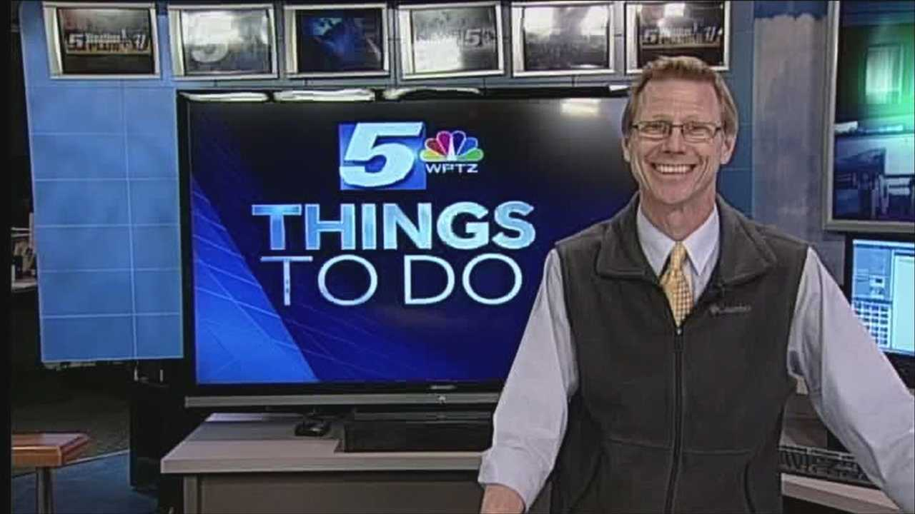 Winterfest is continuing today. Tom Messner has those details and more in your things to do today.