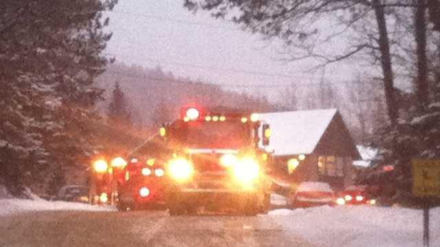 Mountain Lake Academy Fire