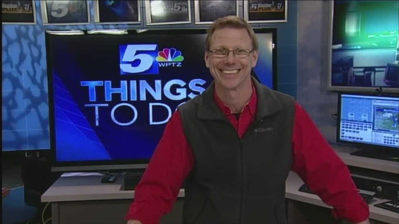 A bridal show going on today. Also a film festival in Lake Placid! Tom Messner has all the details of things you can do today.