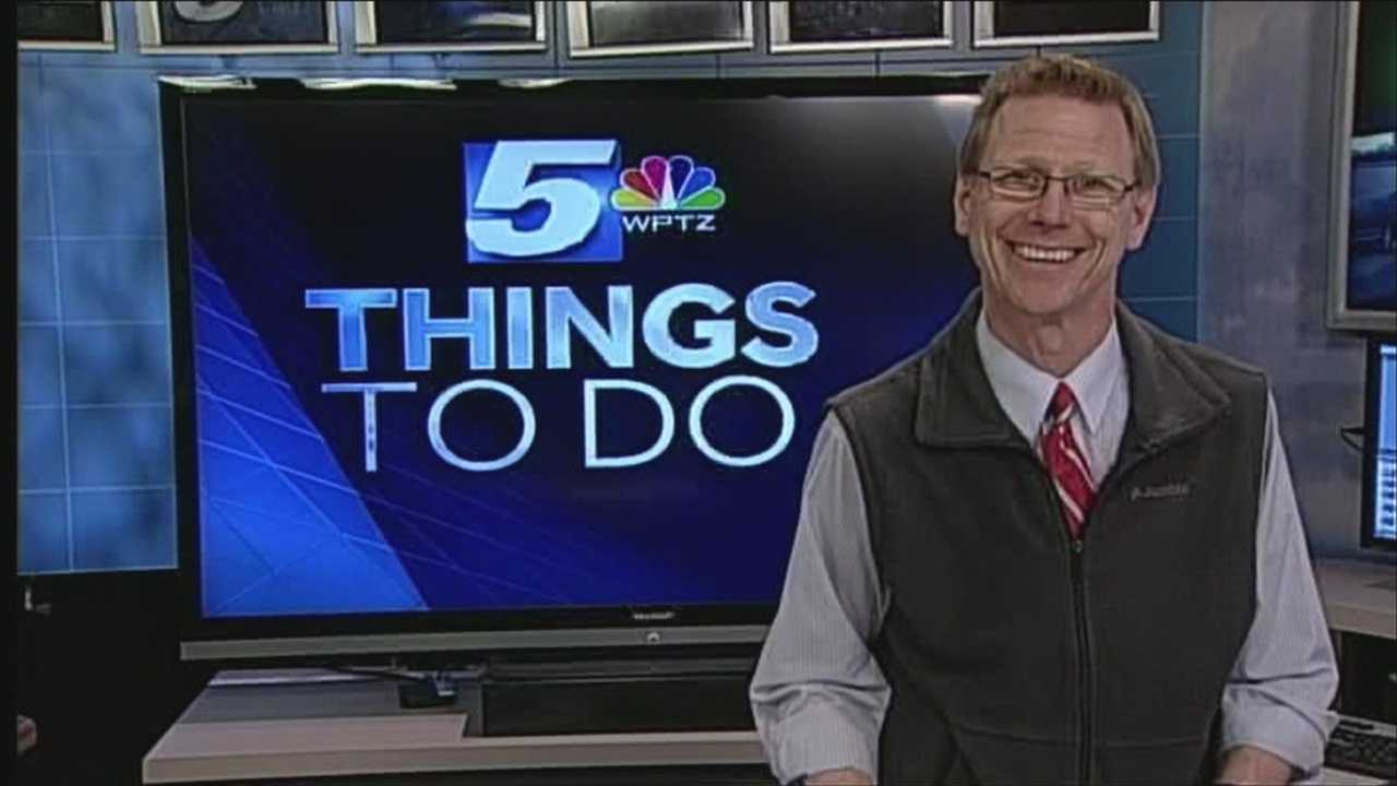 "Want to go to the ballet? How about an event to show you the ""Taste of Vermont""? Tom Messner has your things to do today."