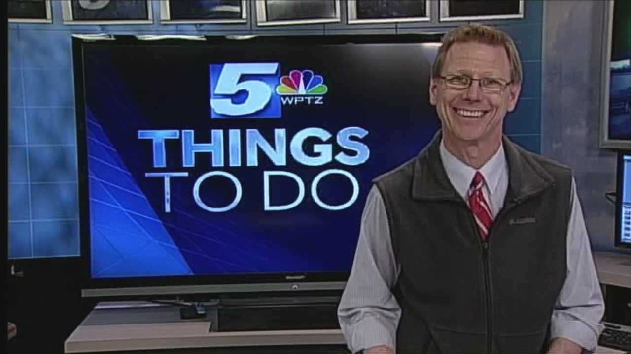 Lots of winter festivals going on today brighten up this cold winter. Also, who doesn't like wine and chocolate? Tom Messner has all the details in your things to do today.
