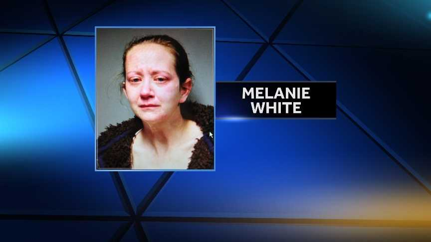 2-16-14 Police: Woman crashes car into motel, drives off - img