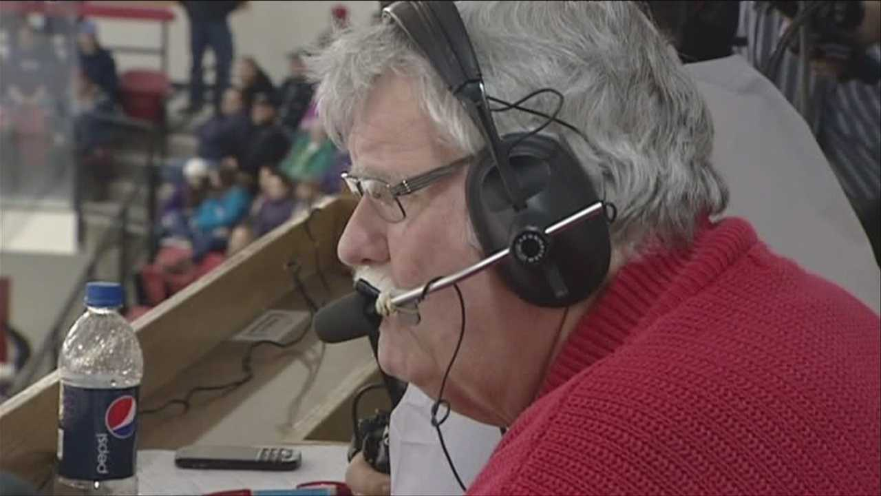 Ken Drake's special sit down with Ducky Drake, the voice of cardinal hockey.