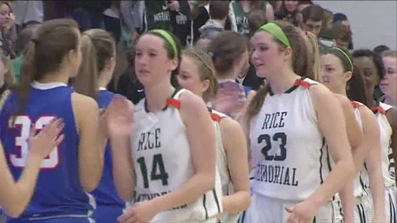 Undefeated CVU, and Rice will get together for 4th straight time, in title game.