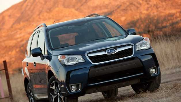 Top Cars - Subaru Forester