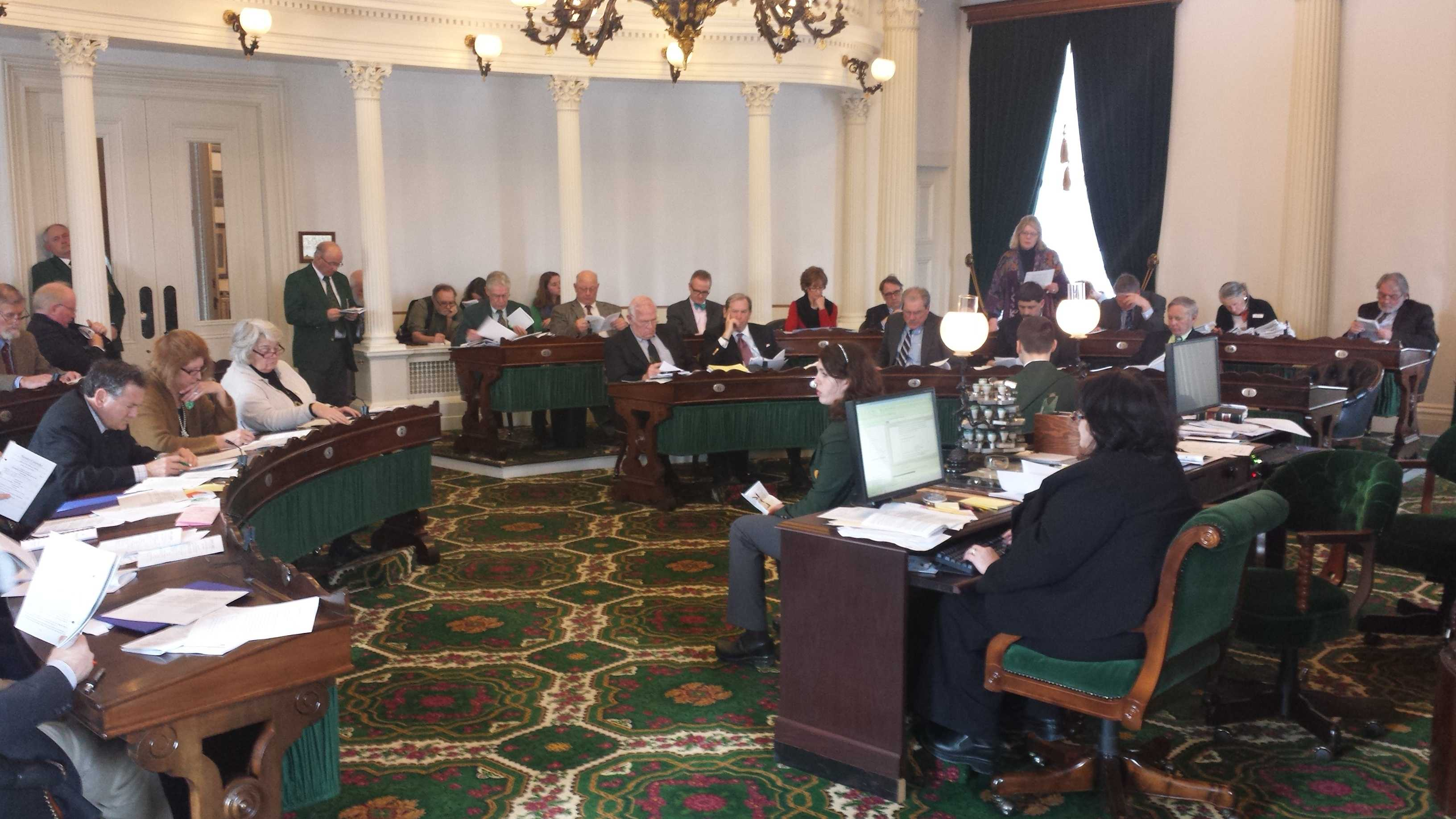 Senate gives primary approval of forced medication of psychiatric patients - img 2-26