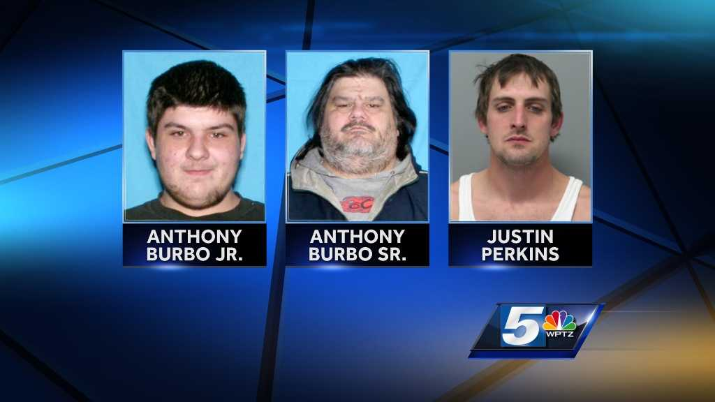 Three charged in connection with vehicle robberies