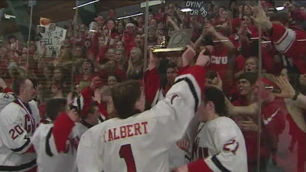 VT Boy's hockey state titles