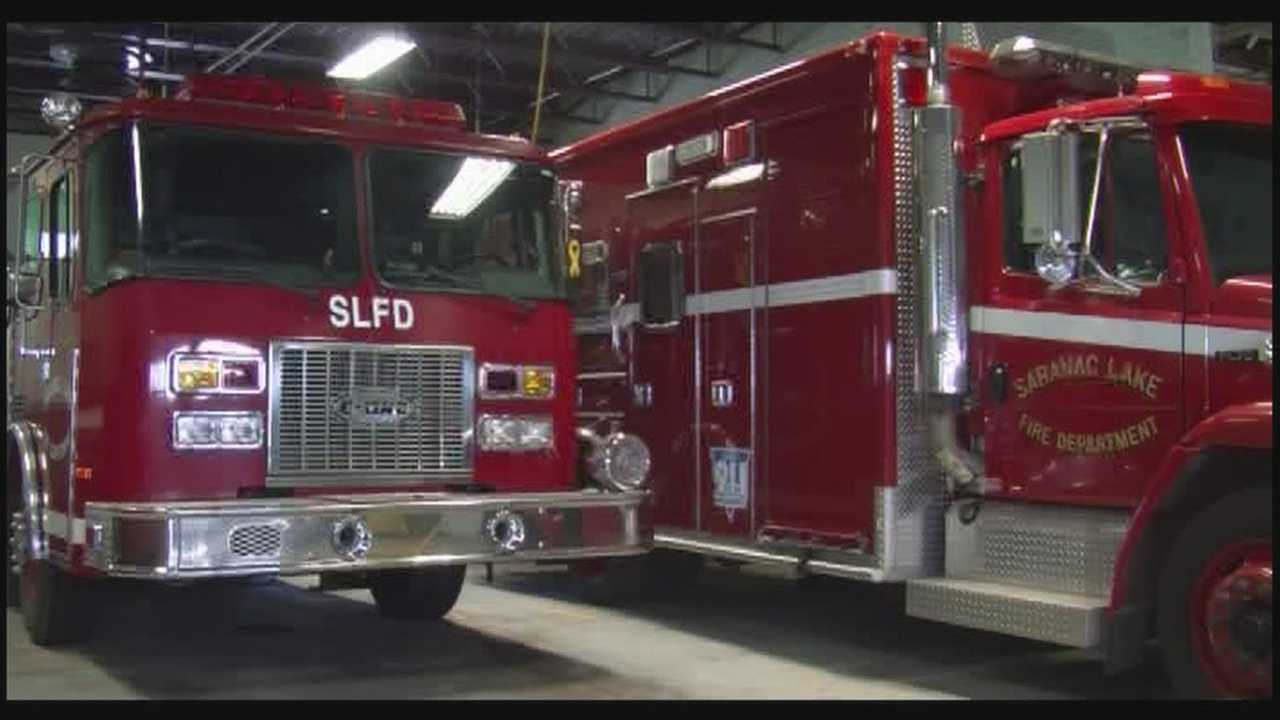 Fire departments consider consolidating