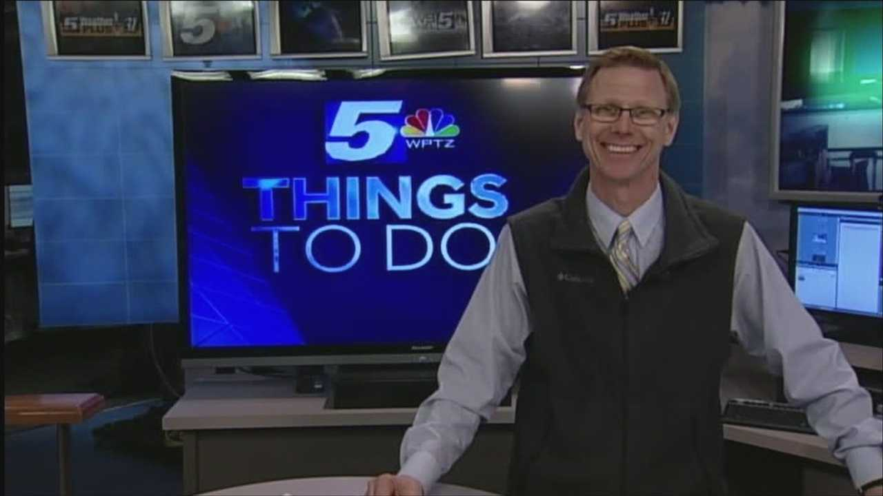 Hungry? Get out your bowl and spoon because there is a chili festival. WPTZ's Tom Messner has your things to do today.