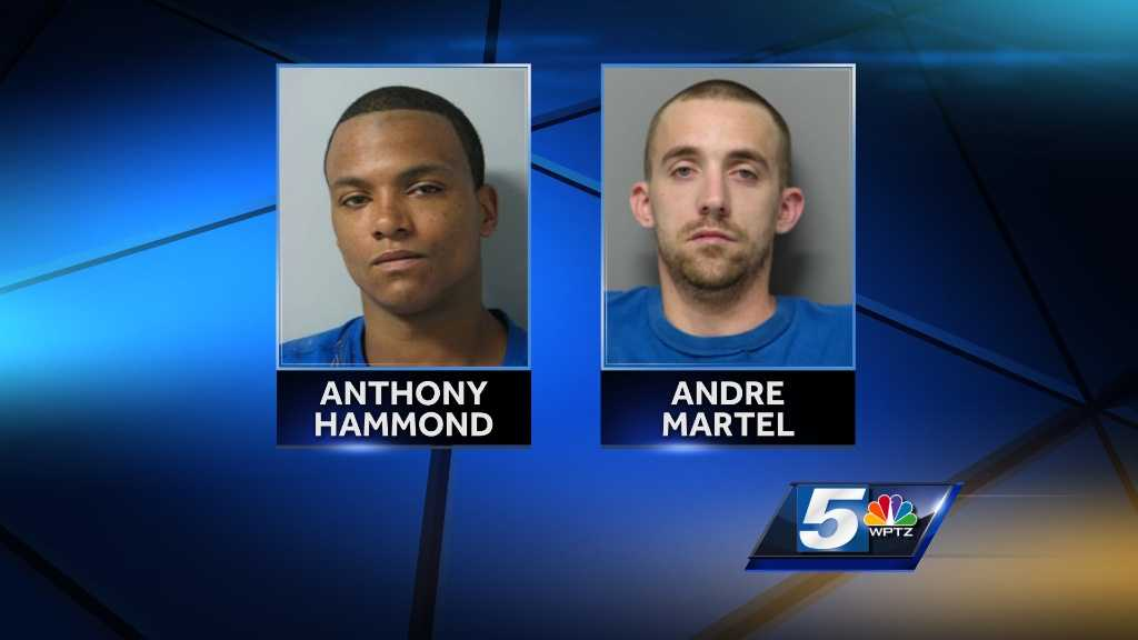 3-11-14 2 arrested in knifepoint robbery - img