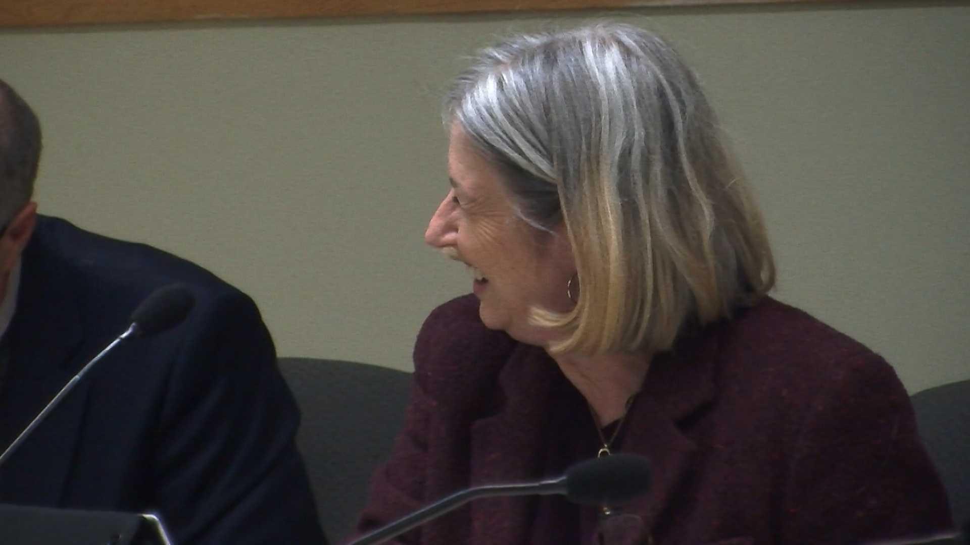 3-17-14 Pam Mackenzie re-elected as South Burlington council chair - img