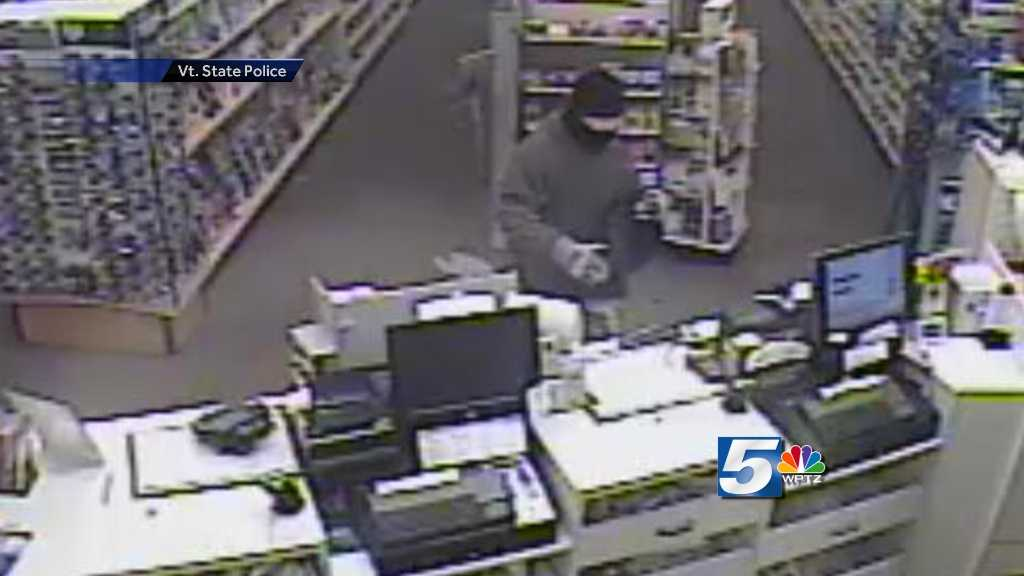 Police: Impatient robber gets away empty handed - img