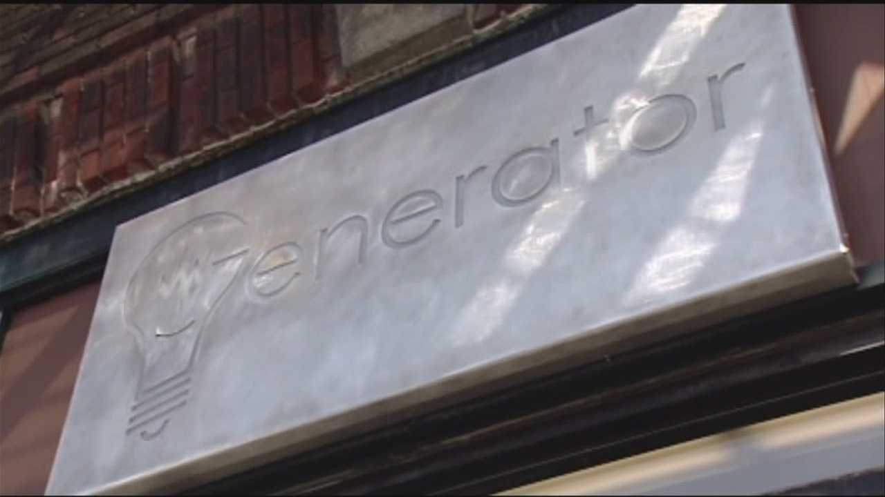 Burlington, Vt. city officials and others celebrated the grand opening of Generator Thursday.