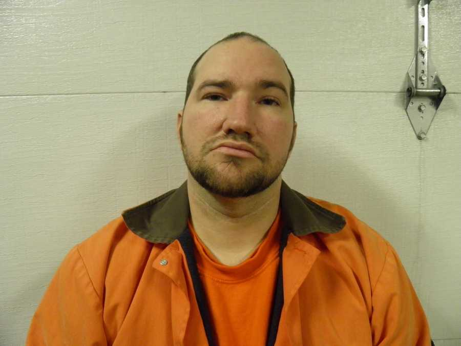 Cory Rockhill was arrested on felony charges of selling or possessing heroin or other drugs.