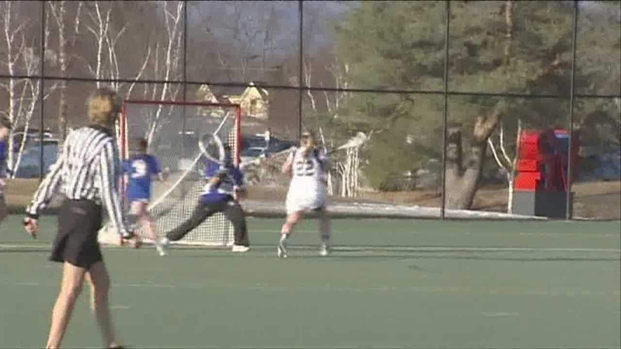 Middlebury come back from 3 goal deficit, and St. Michael's gets 1st home win.