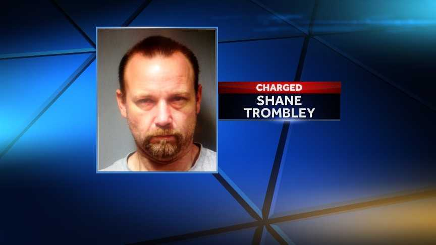Shane Trombley, 41, of Hartford, Vt. was arrested and charged April 10, 2014 with felony possession of heroin and cocaine after a search warrant execution at a location in White River Junction.