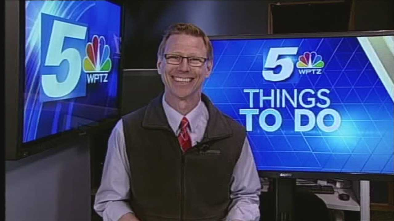 Things to do Saturday with Tom Messner
