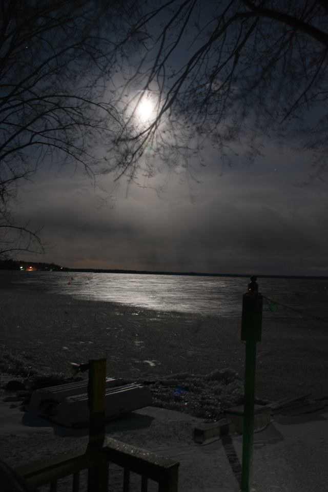 Duck Point, Missisquoi Bay, Highgate Springs, Vt.