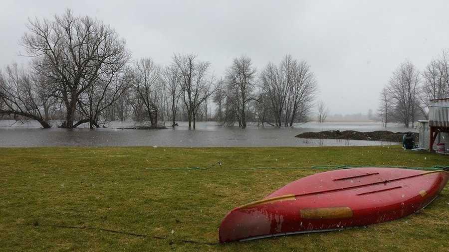 St. Regis River, Akwesanse, NY