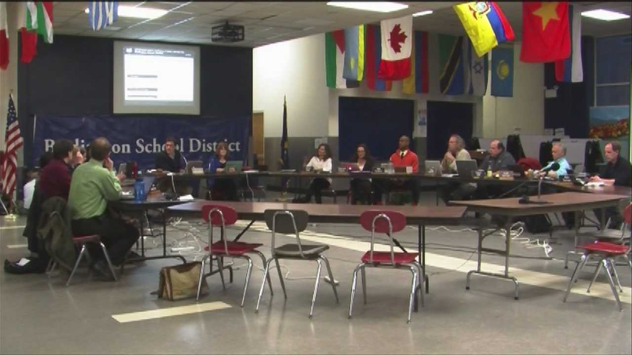 The Burlington School District faces a failed budget, a newly-discovered deficit and a possible fine from the Internal Revenue Service.
