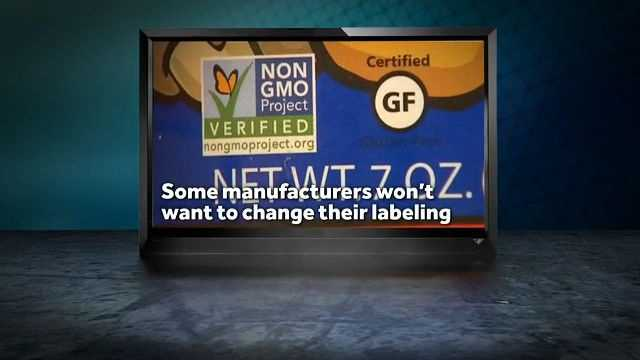 It looks like Vermont will be the first state in the nation with a law requiring manufacturers to label products containing genetically engineered ingredients.