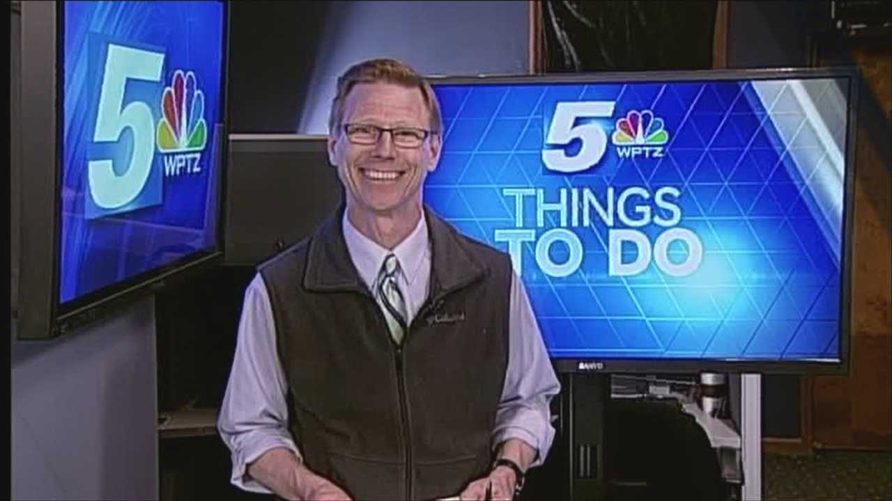 Saturday Things To Do with Tom Mesnner