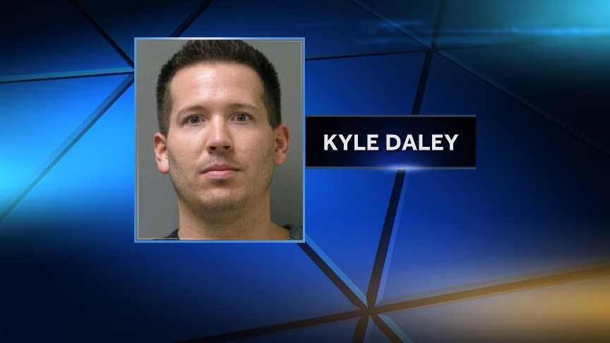 Kyle Dalely is accused of prescription fraud. Vermont State Police say Kyle Daley had been calling pharmacies, saying he was a doctor at a pain clinic in Massachusetts and getting prescriptions for Suboxone.