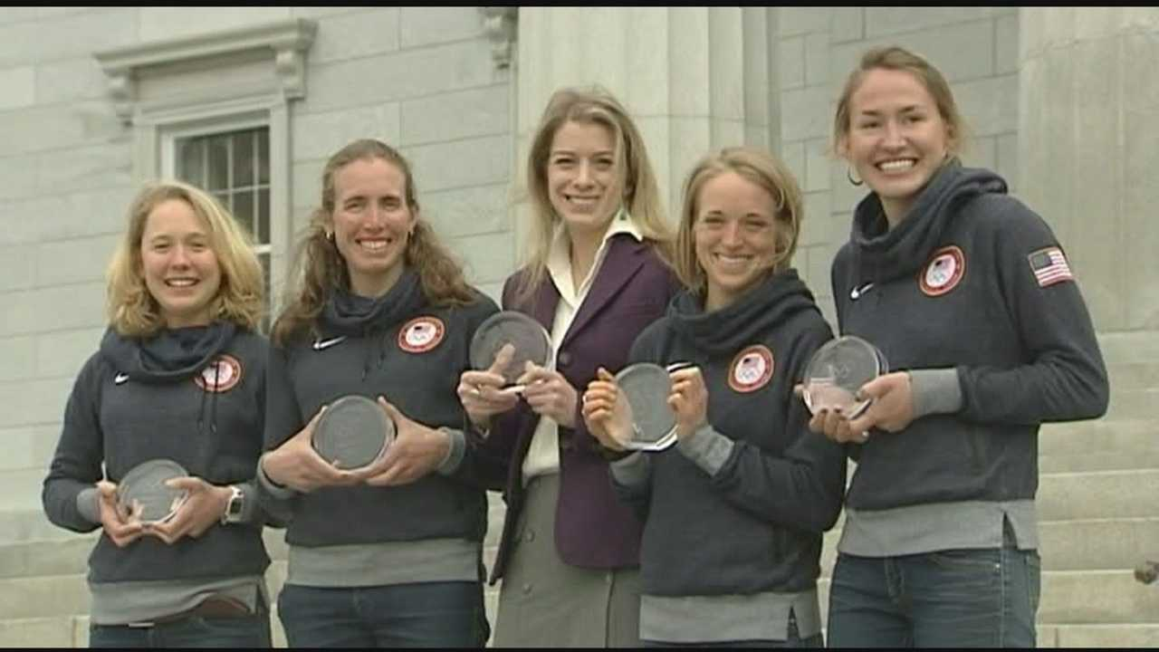 042314 Olympians honored at Statehouse- img