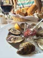Oysters, La Sauvagine, Montreal