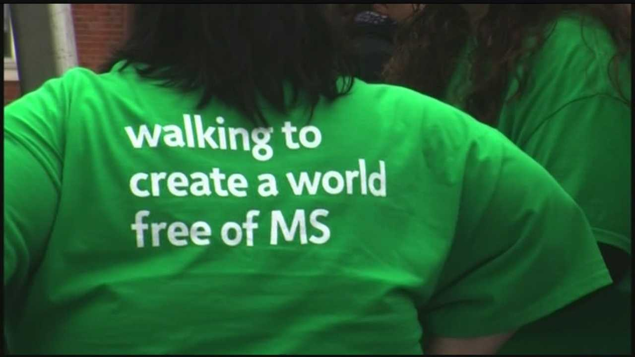 Hundreds come out for North Country MS Walk