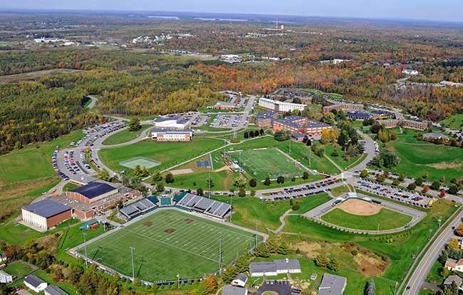 Husson University in Bangor, Maine