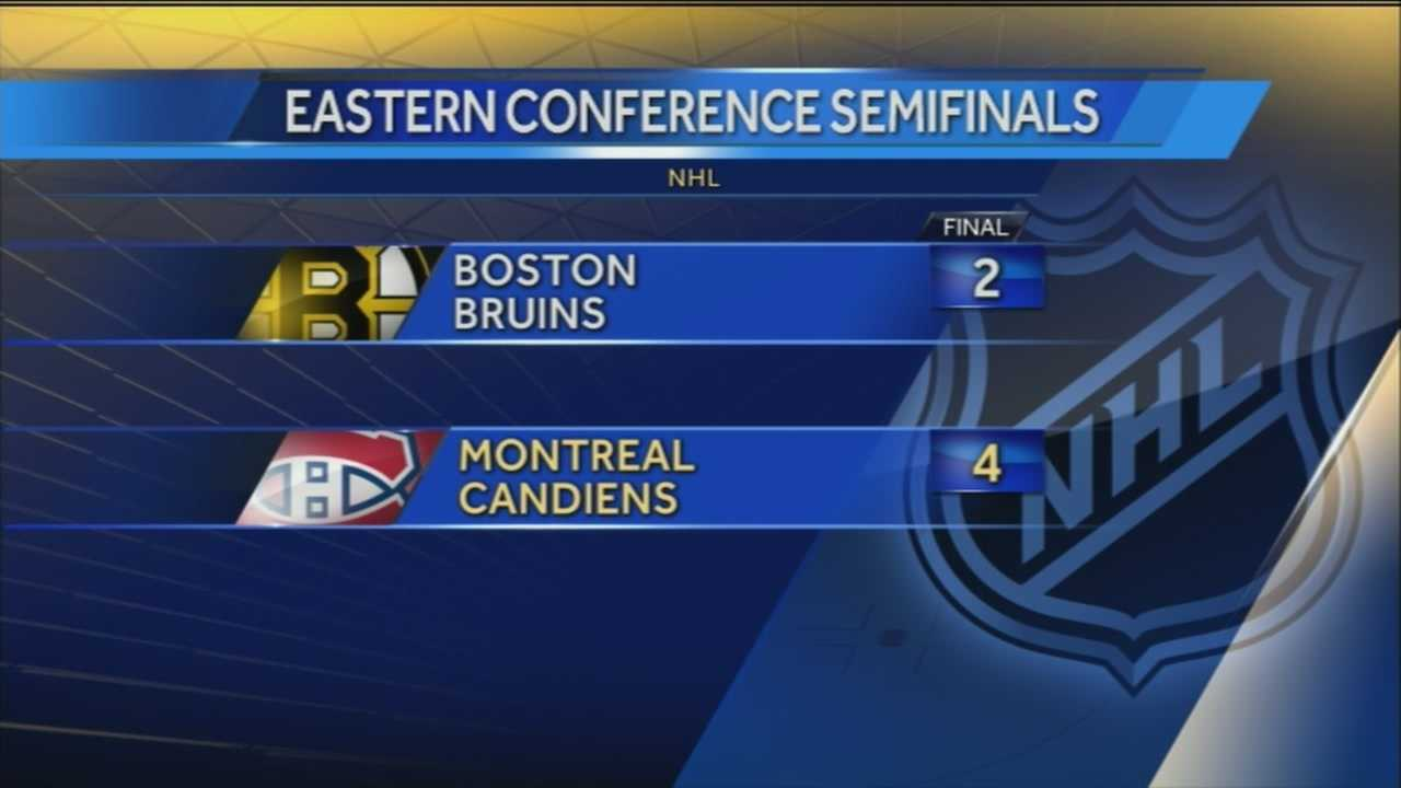 Montreal up 2 games to 1 on Boston, both teams talk game 3.