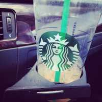David Charns cannot live without his Starbucks iced coffee with soy milk.